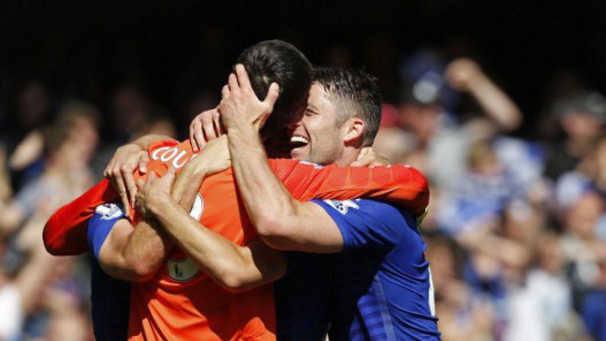 El Chelsea gana su quinta liga inglesa