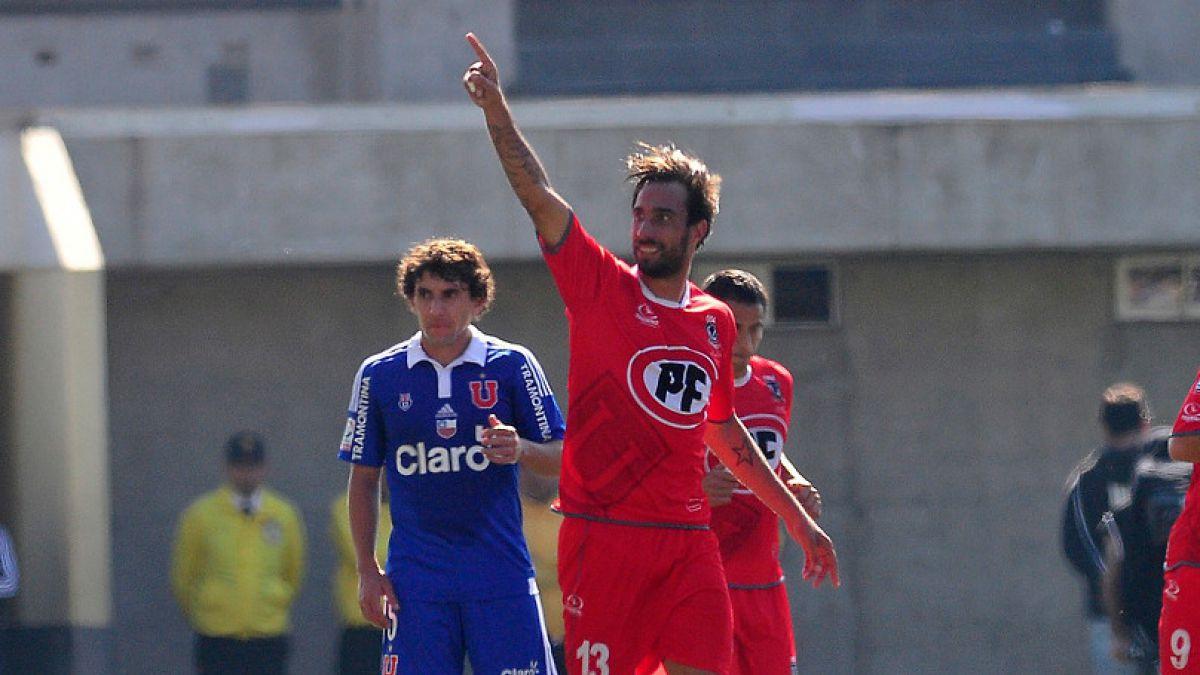 Universidad de Chile no pudo frente a Unión La Calera en el cierre del Clausura