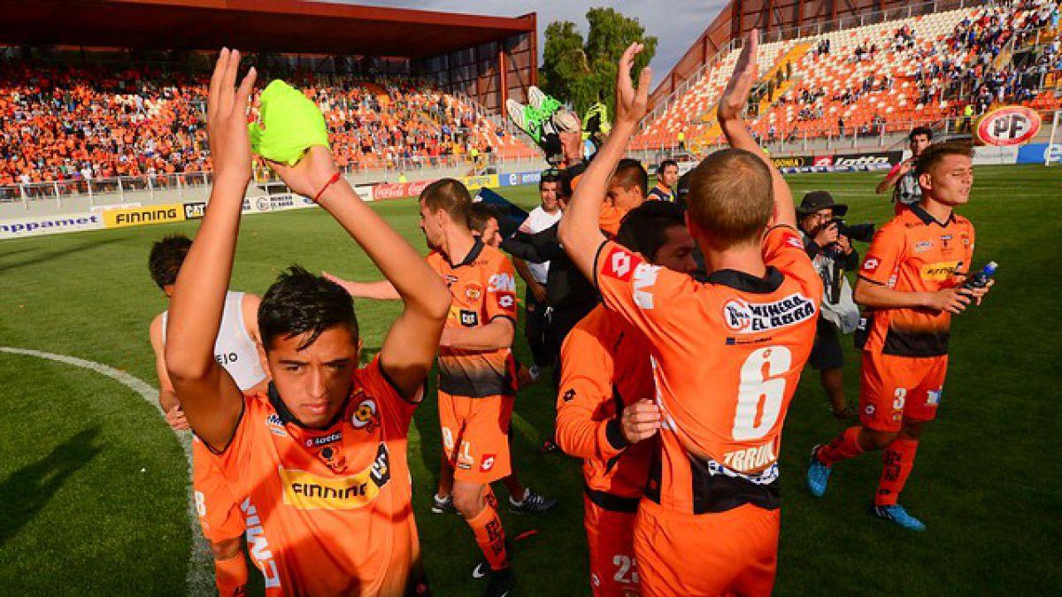 La Primera B jugará con los mejores estadios de Chile