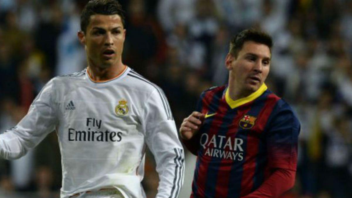 Messi y Cristiano Ronaldo, la rivalidad del siglo