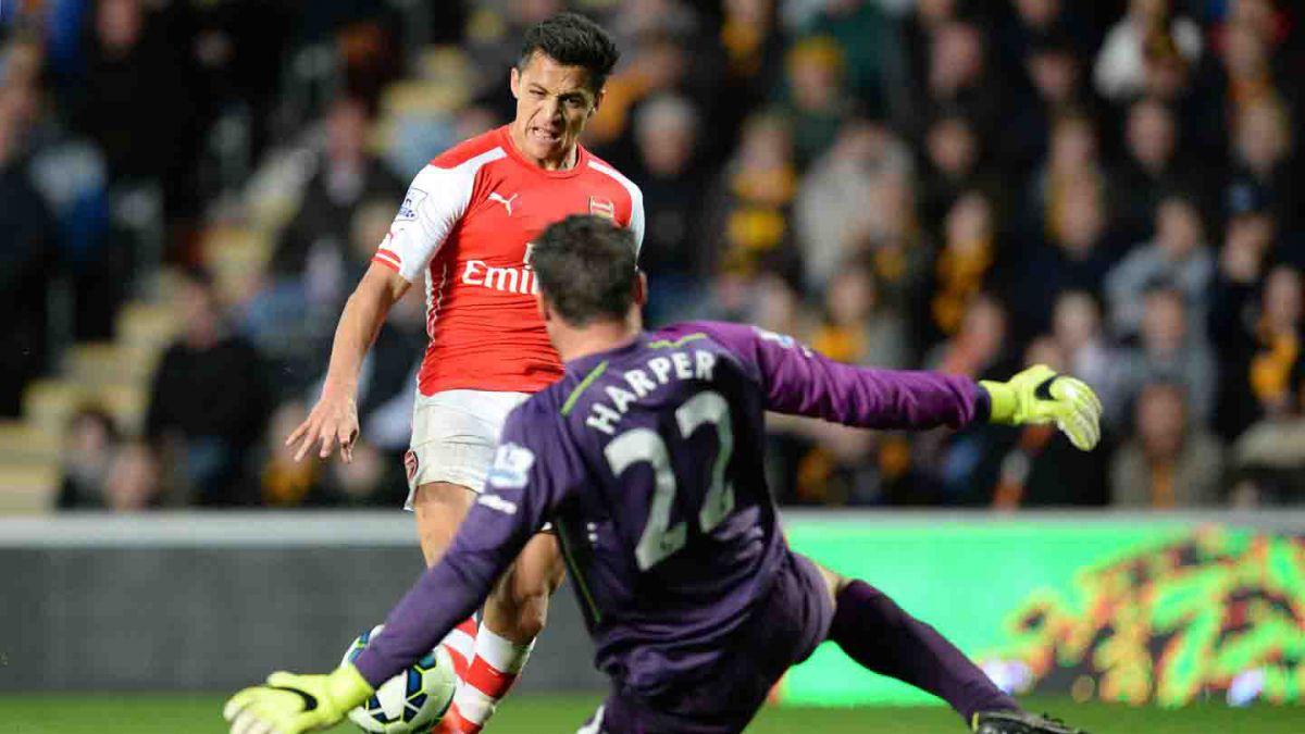 Una estrella de clase mundial: Los elogios a Alexis tras el doblete ante Hull City