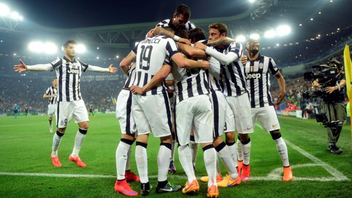 Vidal fue clave en la victoria de la Juventus ante el Madrid