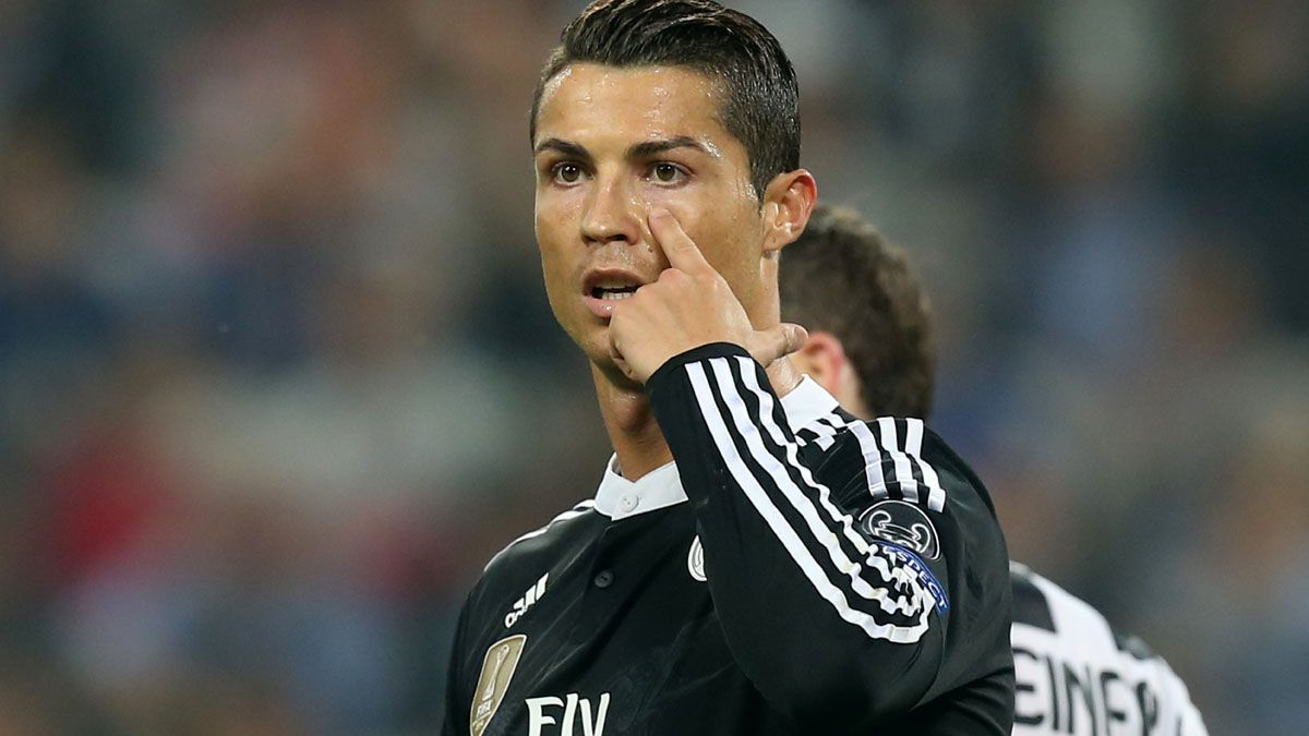 Cristiano Ronaldo es el máximo goleador de la Champions League