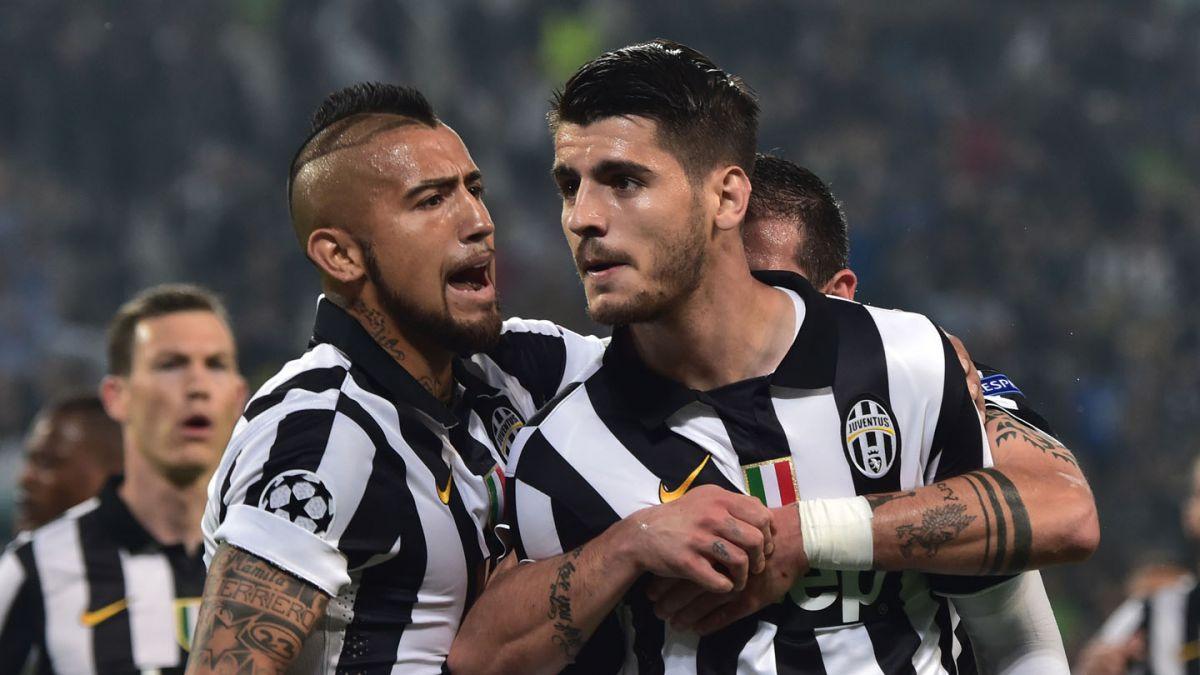 Juventus nunca quedó eliminado tras ganar 2-1 en la ida