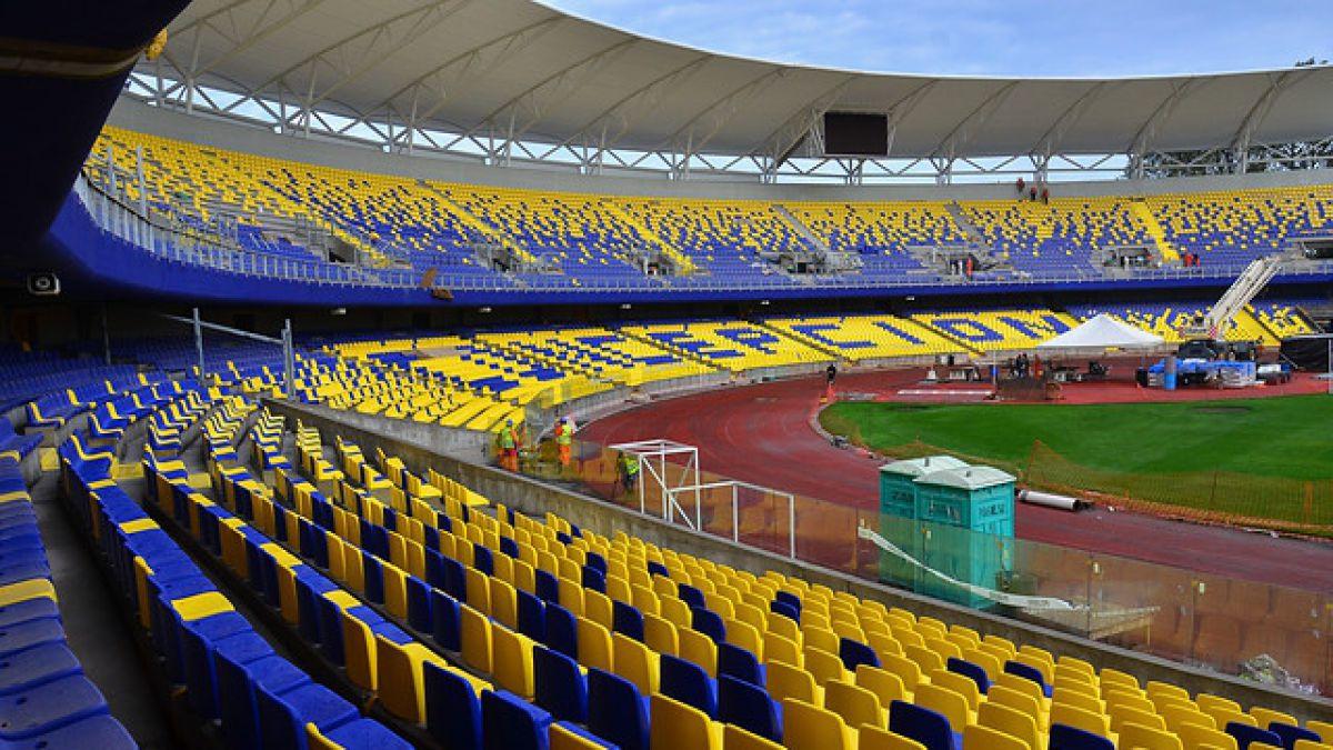 [FOTOS] La Primera B tendrá más estadios de lujo que la Primera División