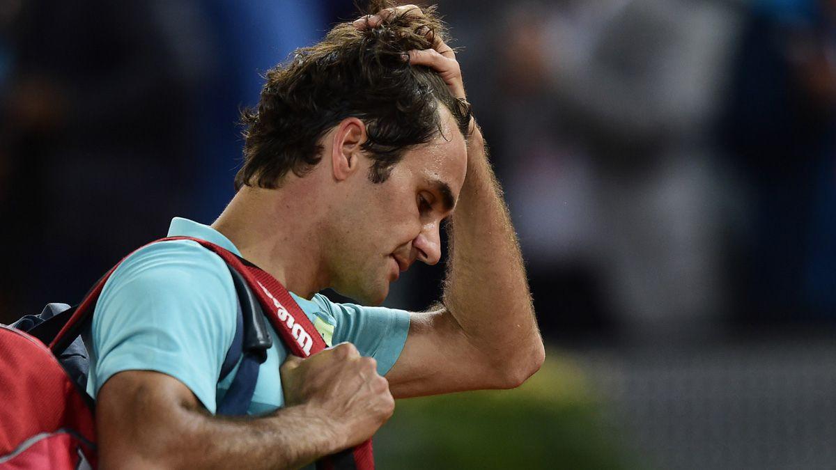 Sorpresa: Tenista de 20 años elimina a Federer en segunda ronda del Master de Madrid