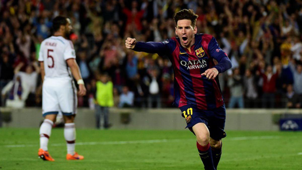 Se hicieron respetar: Barcelona golea al Bayern en el Camp Nou