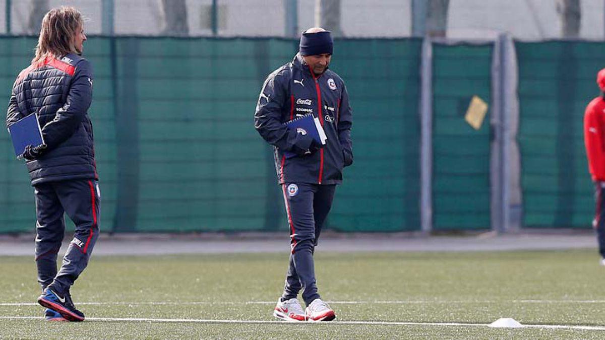 Comienza preparación de la Roja para la Copa América y último amistoso sería ante El Salvador