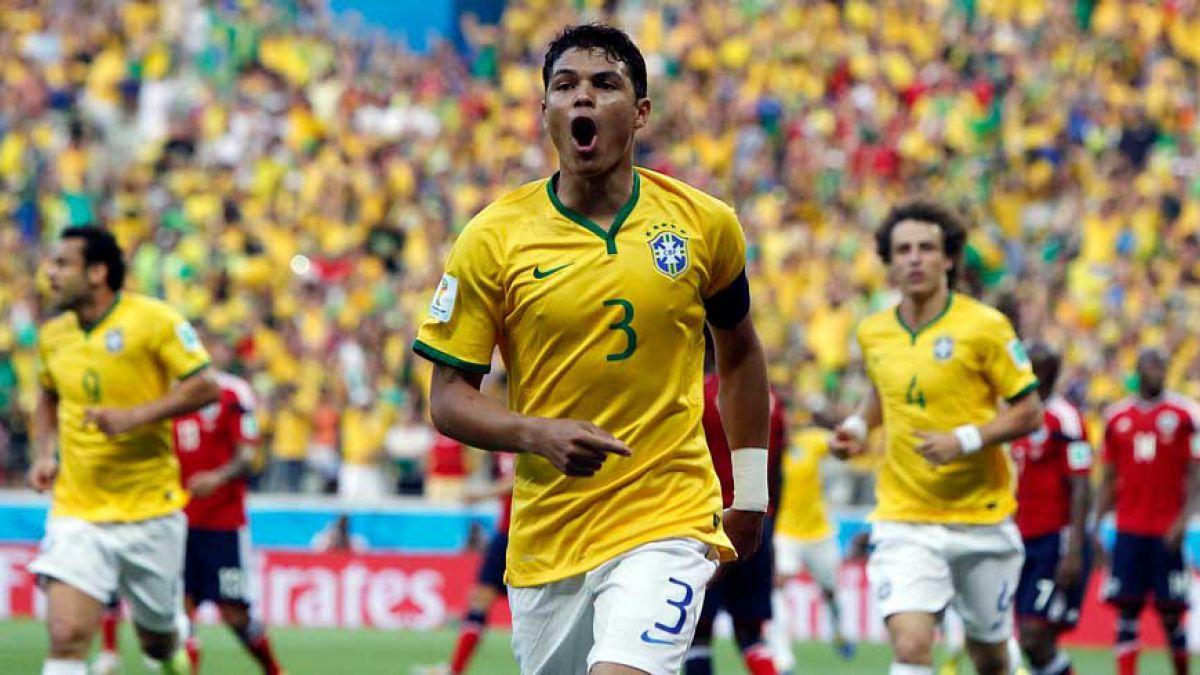 Capitán de Brasil endosa favoritismo a Chile y alaba el nivel de esta Copa América