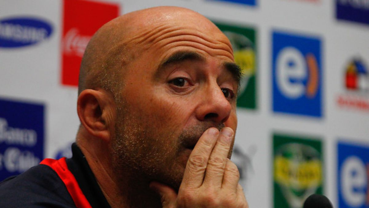 Las 9 frases de Sampaoli de cara a Copa América
