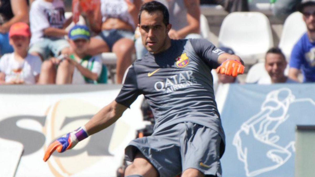 Bravo entrega la confianza necesaria al DT del Barcelona
