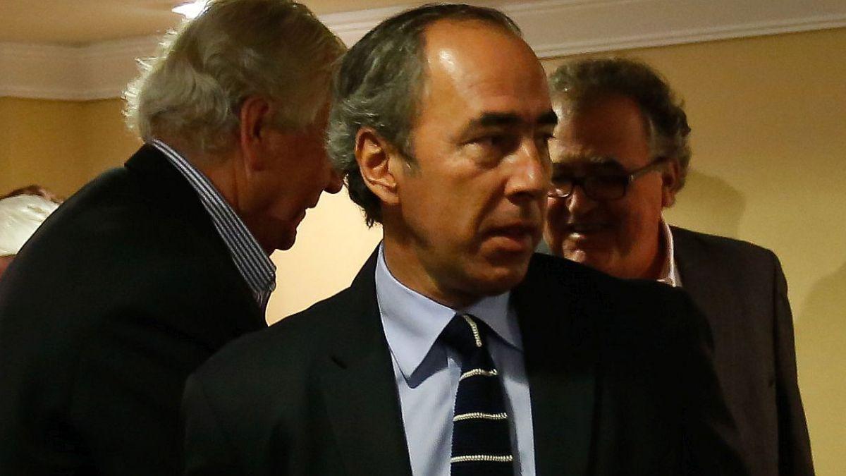 Ricardo Mewes fue reelecto como presidente de la CNC