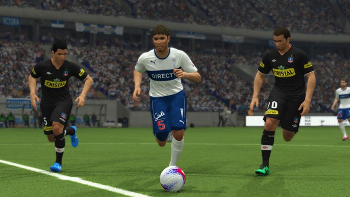 Las 3 apuestas de PES para batir a FIFA