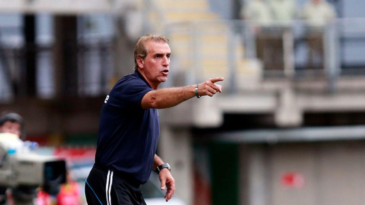 Audax Italiano confirma a Jorge Pellicer