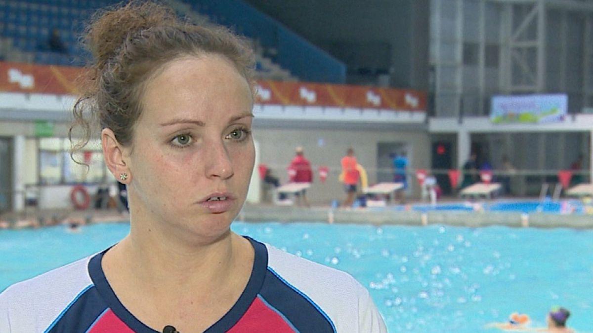 [VIDEO] La decepción de Kristel Kobrich con la federación