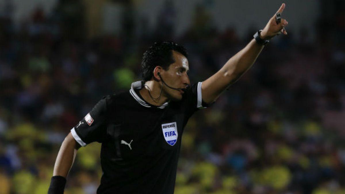 Mejores árbitros sudamericanos se preparan en Chile para Copa América