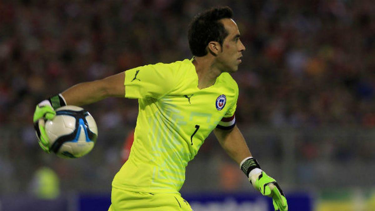 Claudio Bravo: El capitán de la Roja cumple 500 partidos en el profesionalismo