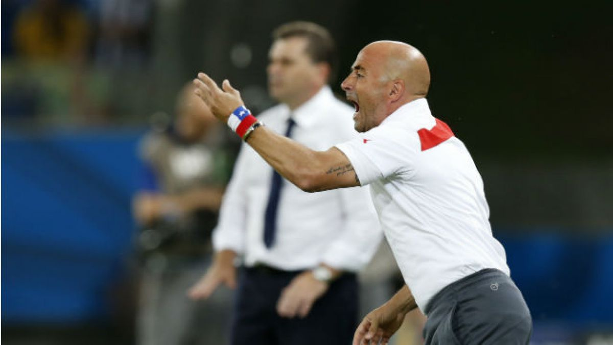 Sampaoli entrenará con PlayStation a cracks de la Roja