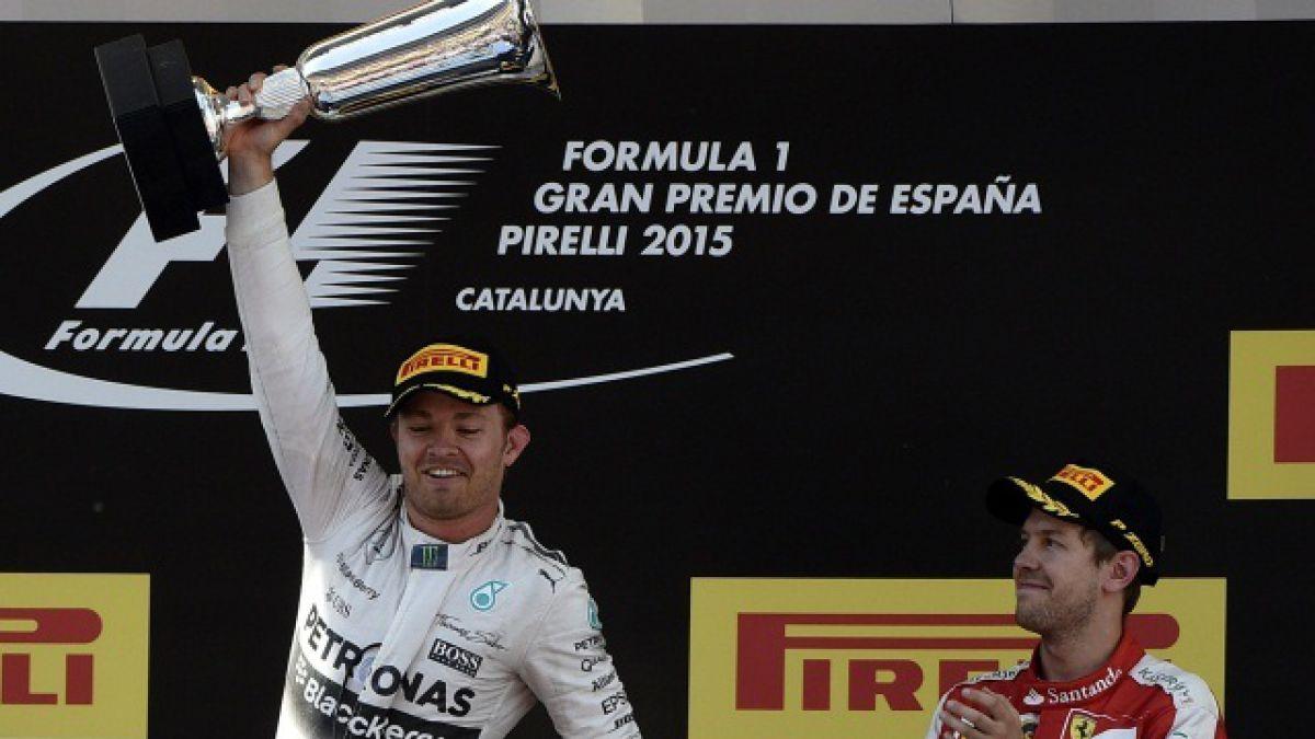 Rosberg se quedó con el Gran Premio de España de Fórmula 1
