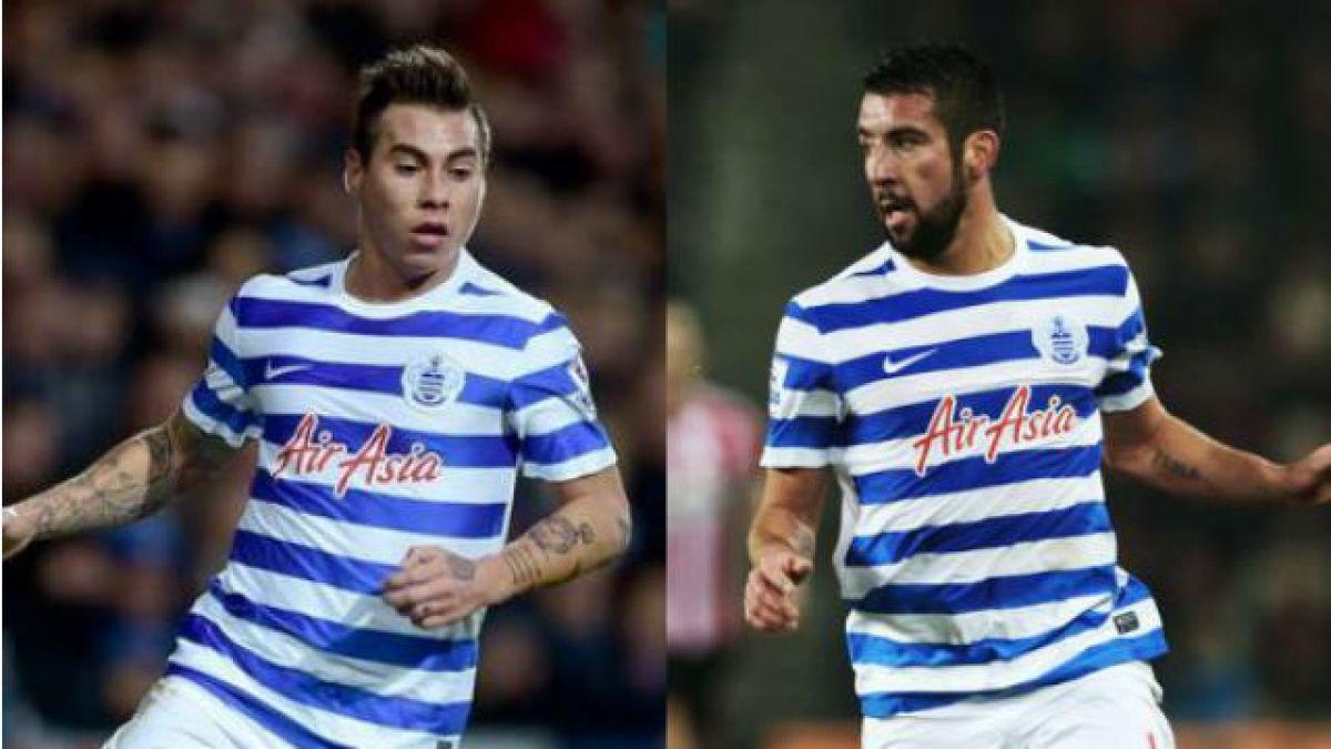 Queens Park Rangers: Isla y Vargas pierden la categoría en Inglaterra