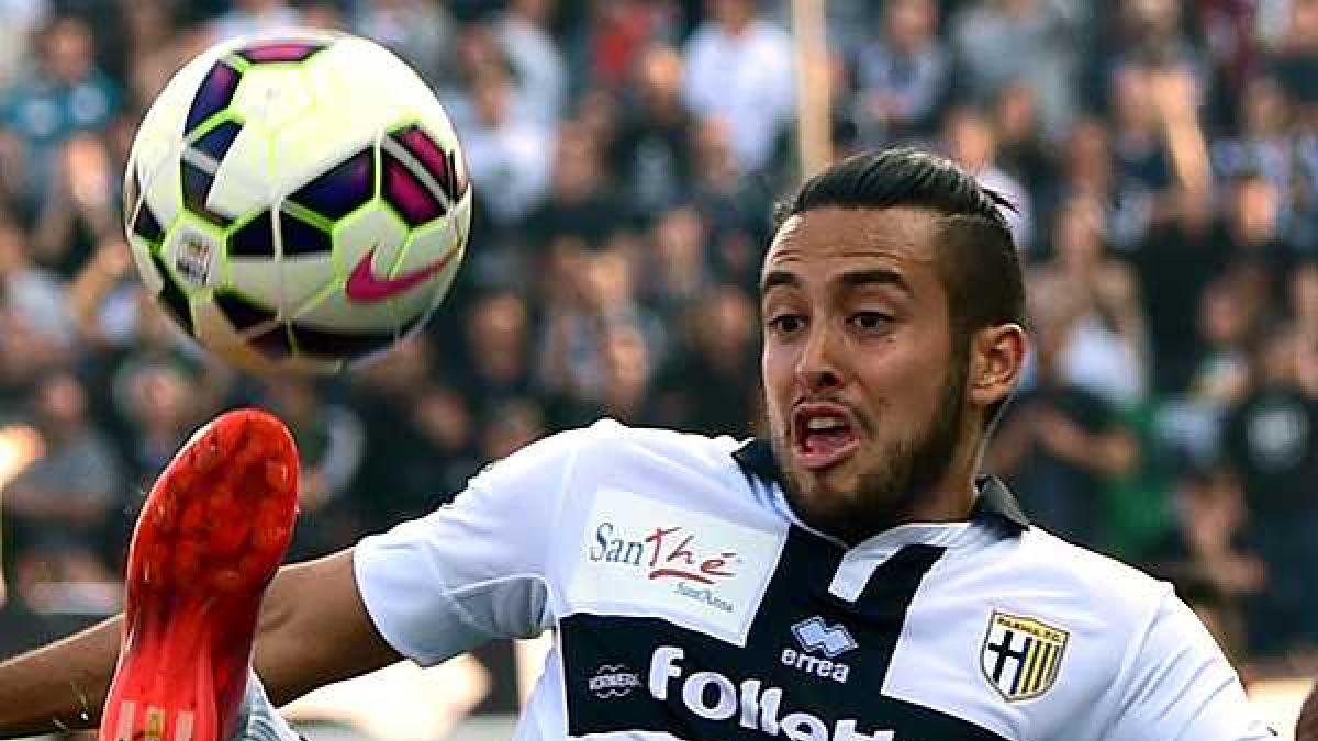 Jorquera anota en el empate del Parma ante el Napoli
