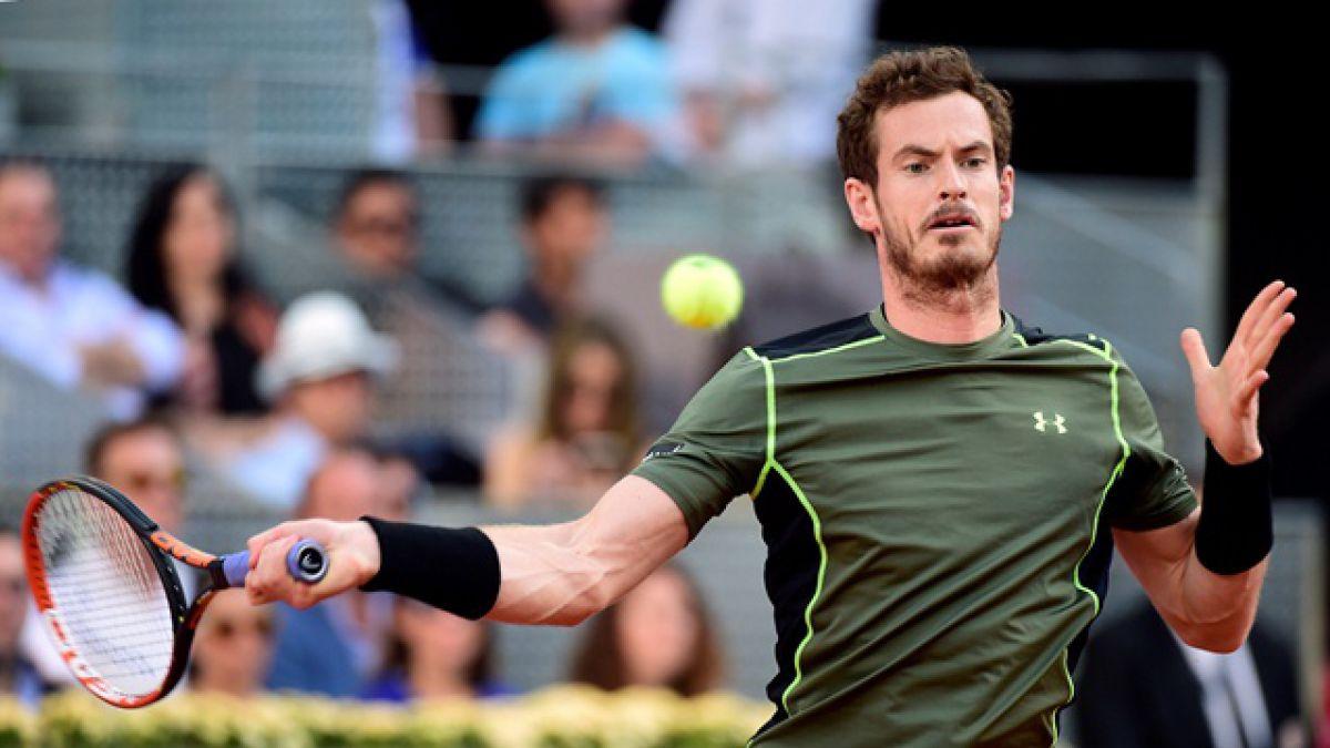 Murray aterrizó a Nadal en su sueño de ser campeón en Madrid