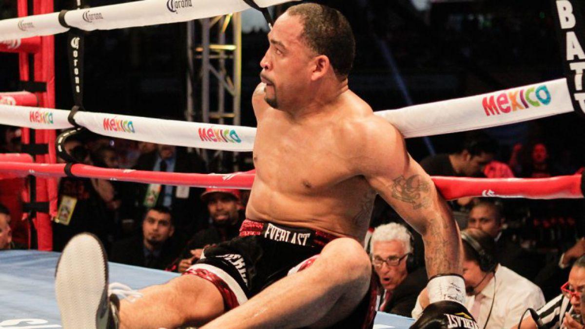 Canelo Álvarez venció con impactante KO a James Kirkland