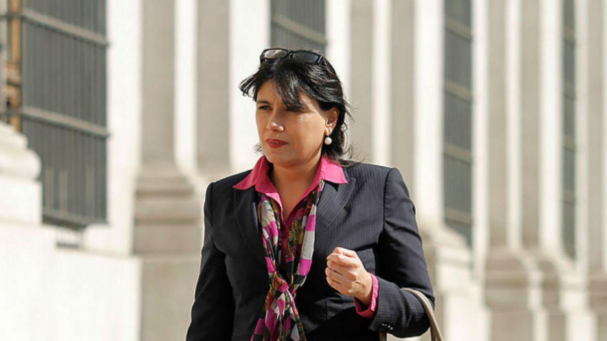 Javiera Blanco: del ministerio del Trabajo a Justicia