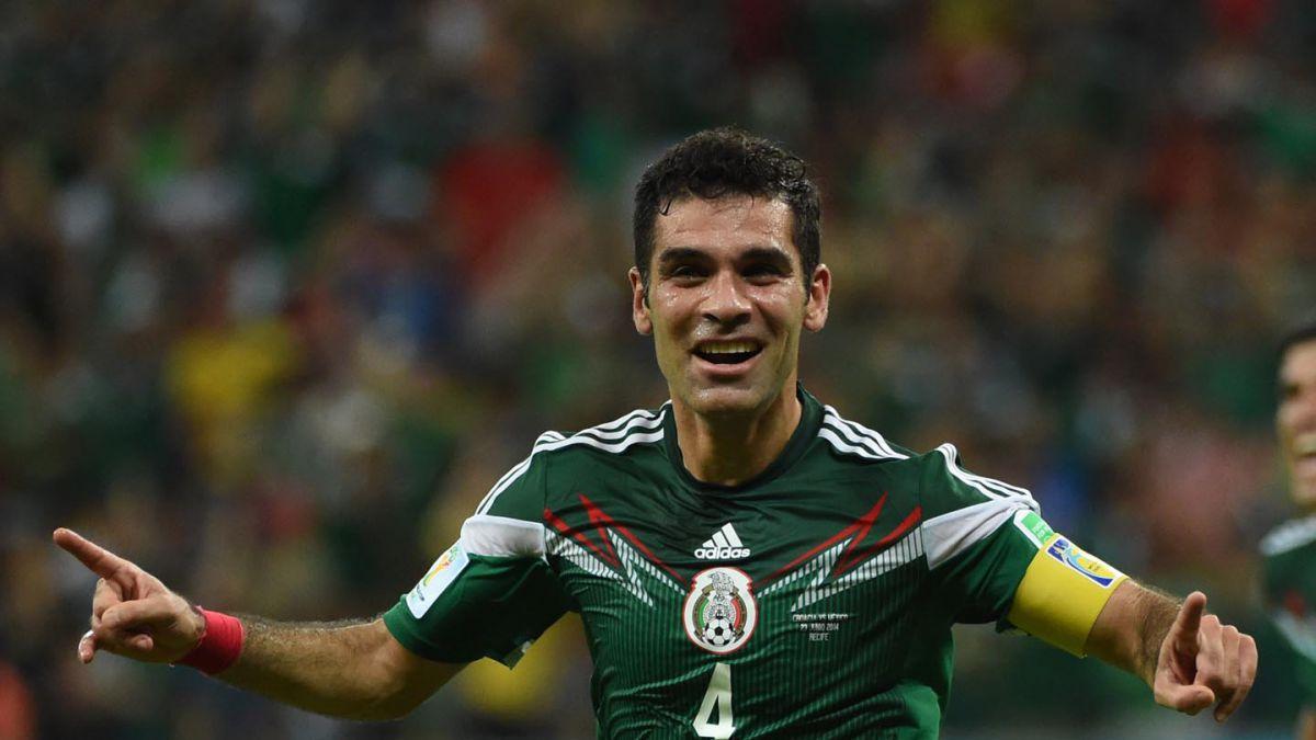 Histórico Rafa Márquez lidera nómina de México para la Copa América 2015