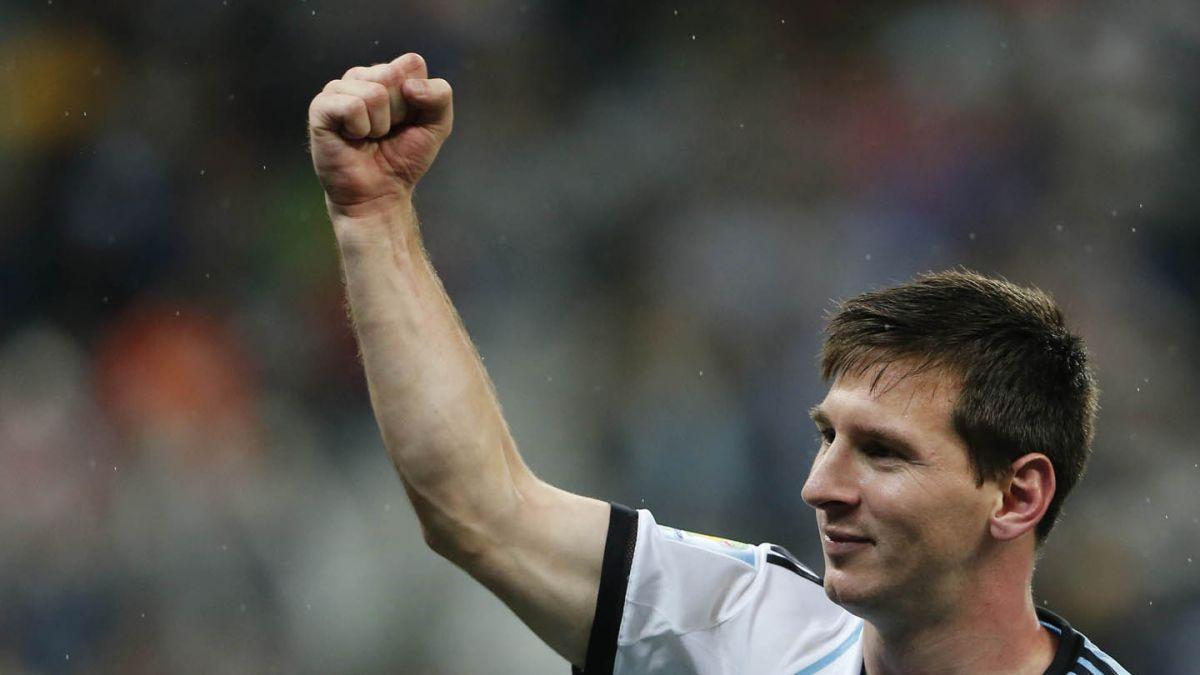 Messi, Agüero y Tévez encabezan pre nómina de Argentina para la Copa América