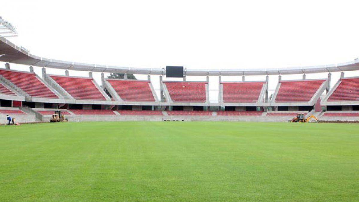 Estadio La Portada reabre sus puertas y está listo para recibir la Copa América