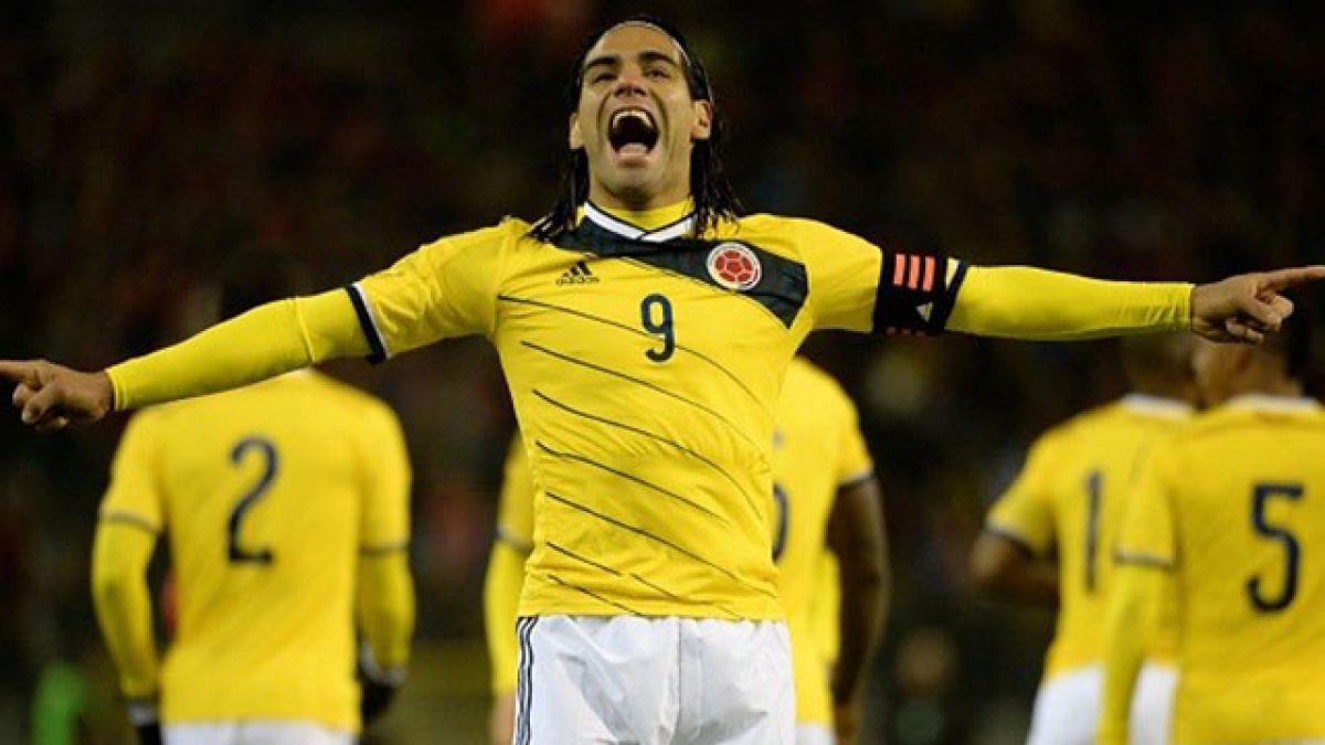 James y Falcao: Los líderes en la prenómina de Colombia para Copa América