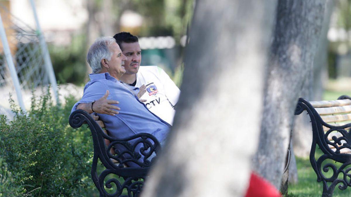 Siguen las bajas en Colo Colo: Fernando Carvallo renunció