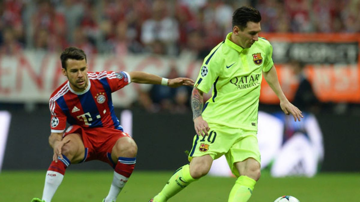 Barcelona avanza a la final de la Champions League