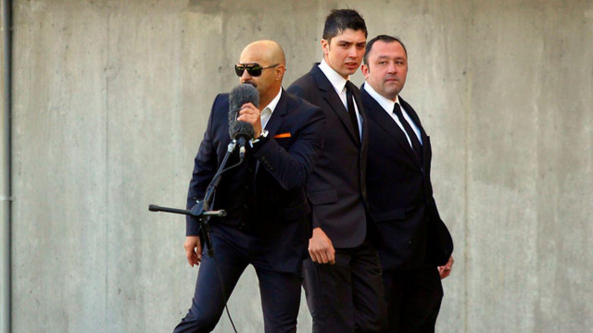 Marco Antonio Figueroa recibe 25 partidos de sanción