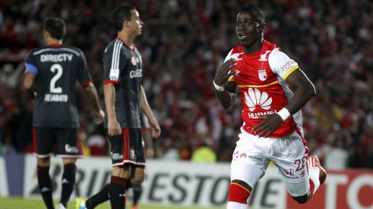 Santa Fe vence 2-0 a Estudiantes y avanza a cuartos de Libertadores