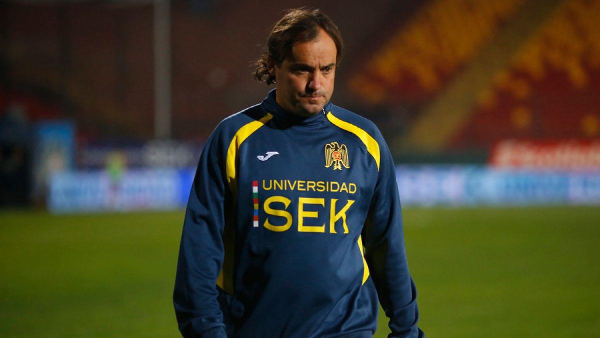 José Luis Sierra dentro de las opciones que maneja Colo Colo para reemplazar a Tapia