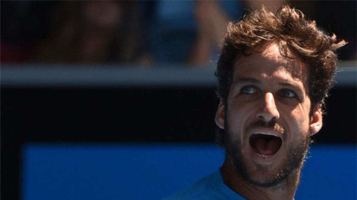 El día de furia del tenista Feliciano López