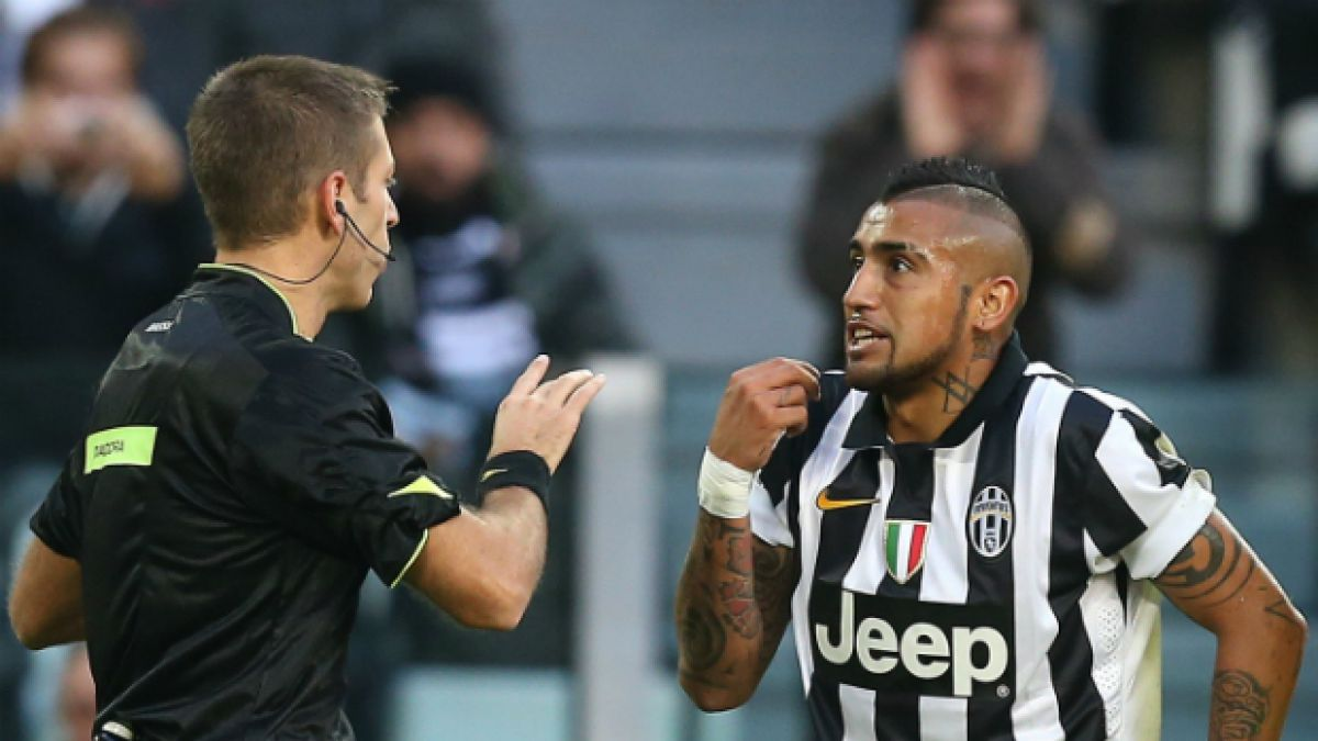 Una nueva tarjeta amarilla no afectaría a Arturo Vidal para una eventual final