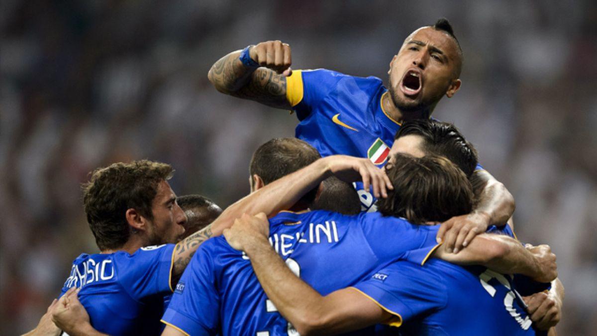 Juventus con Arturo Vidal pasa a la final de la Champions League