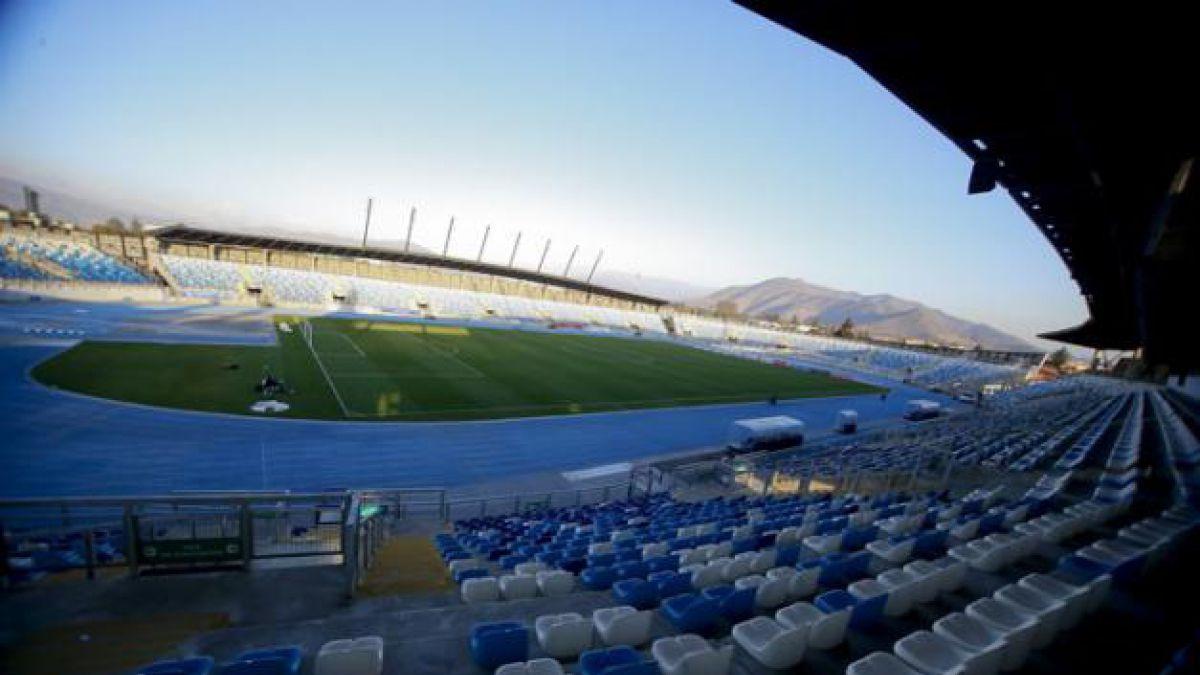 Estadio El Teniente luce modernas butacas y listo para Copa América