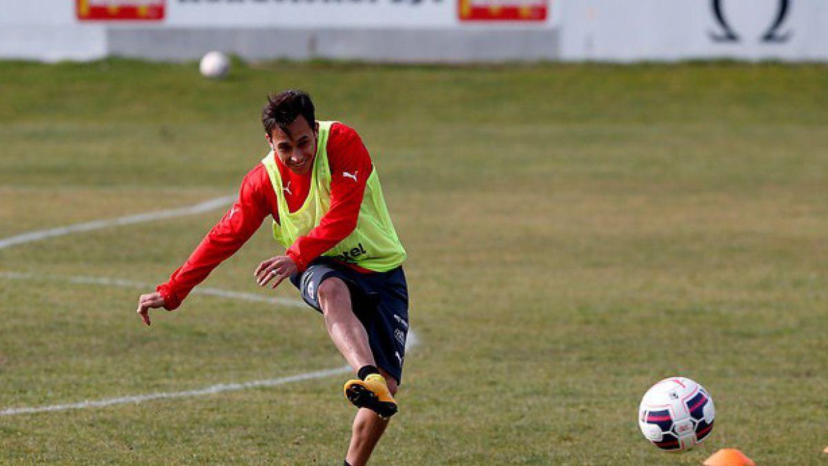 Fabián Orellana confiesa que Sampaoli ya tiene la lista de 23 y no quería ser sustituto