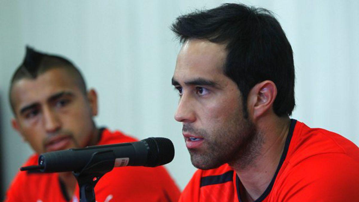 Twitter: Los mensajes de Bravo y Vidal felicitándose por llegar a la final de la Champions