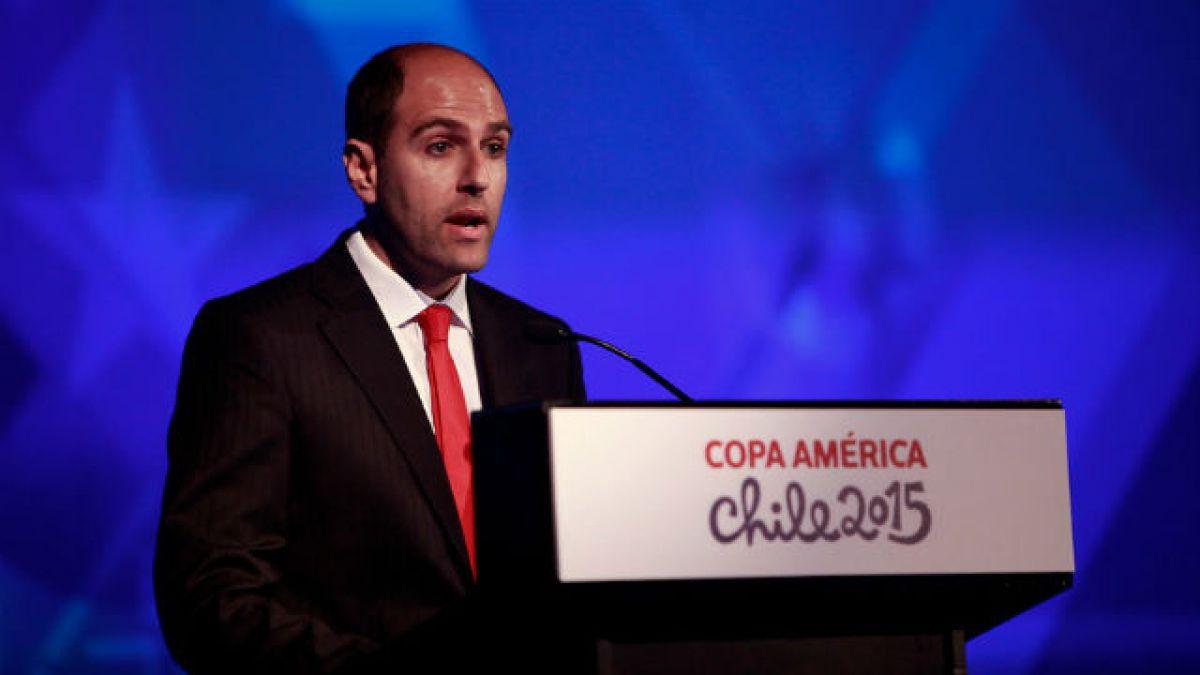 Personero a cargo de la auditoría externa de la ANFP aclara mail enviado por Sergio Jadue