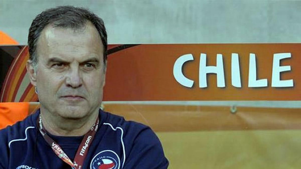 """Bielsa destaca el progreso de Vidal y tilda a Claudio Bravo de """"líder con mucho valor"""