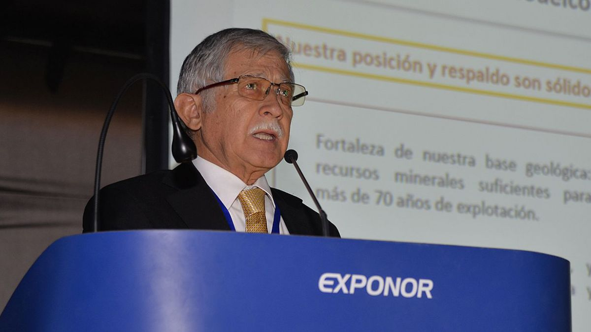 Codelco: Tenemos reservas para sustentar nuestras operaciones por los próximos 70 años