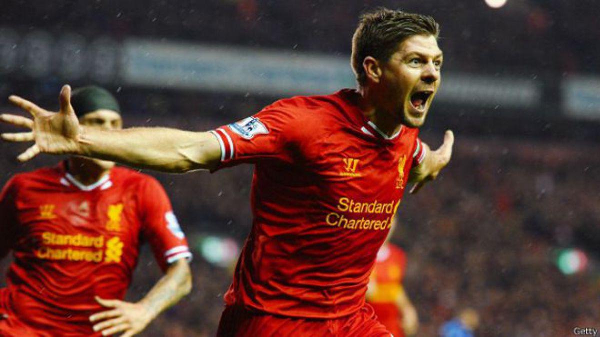 2016: Posiblemente el último año de Steven Gerrard