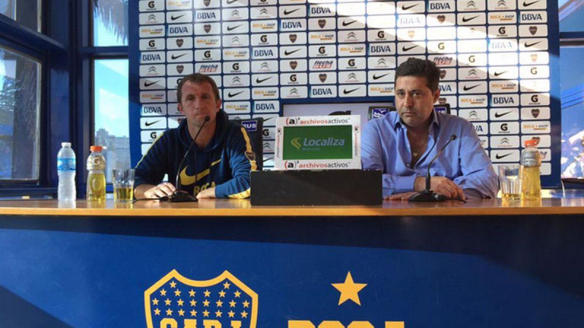 """DT de Boca Juniors: Siento mucha vergüenza por lo que sucedió"""""""