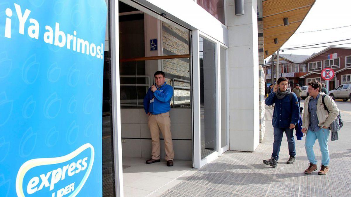 Supermercados Lider ampliarán el monto para retirar dinero en cajas