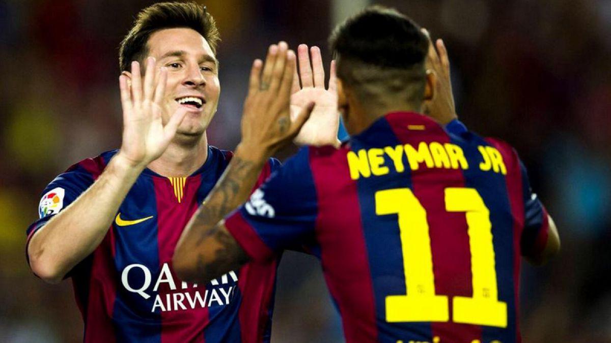 """Messi y Neymar """"meten miedo"""" por su poder de gol de cara a Copa América"""